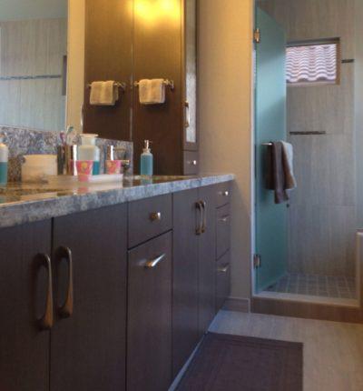 Bathroom Remodels by Stradlings Cabinets