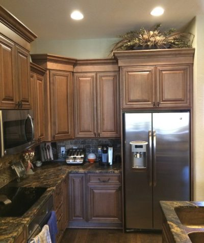 Custom Kitchen Cabinets by Stradlings Cabinets