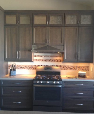 Kitchen Cabinets in Gilbert Arizona by Stradlings Cabinets