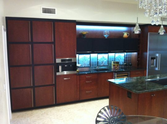 Kitchen Cabinets in Chandler Arizona by Stradlings Cabinets