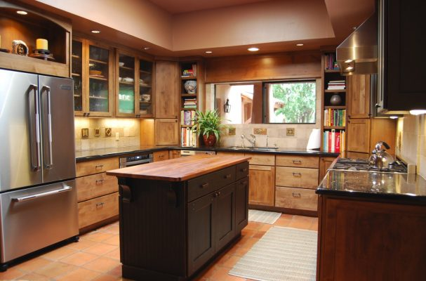 Kitchen Remodel in Chandler by Stradlings Cabinets