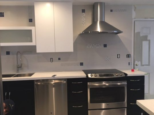 Kitchen Remodel in Mesa Arizona by Stradlings Cabinets