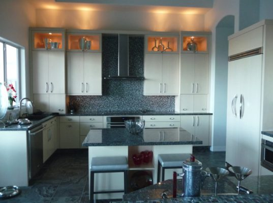Kitchen Remodel In Phoenix Arizona By Stradlings Cabinets
