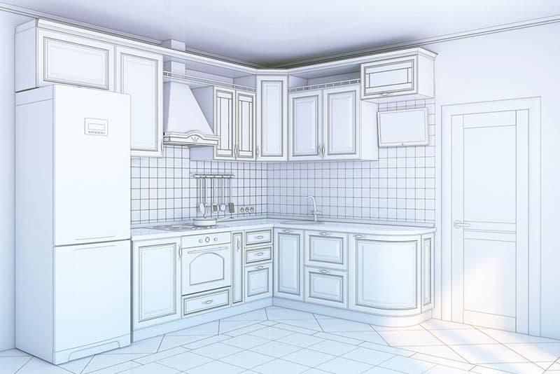 Kitchen design, Remodel process, Stradling's Cabinets & remodeling, Gilbert, AZ