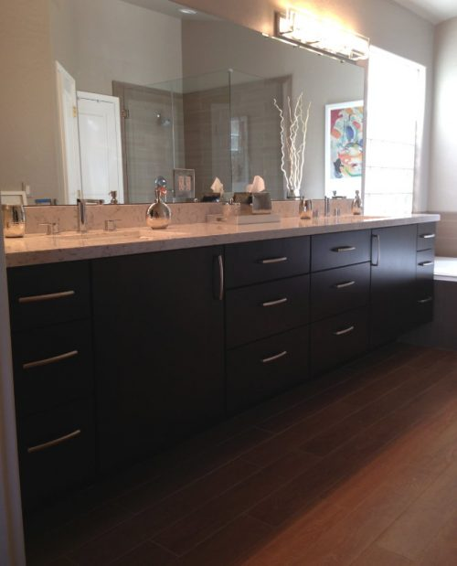 bathroom cabinets project 2