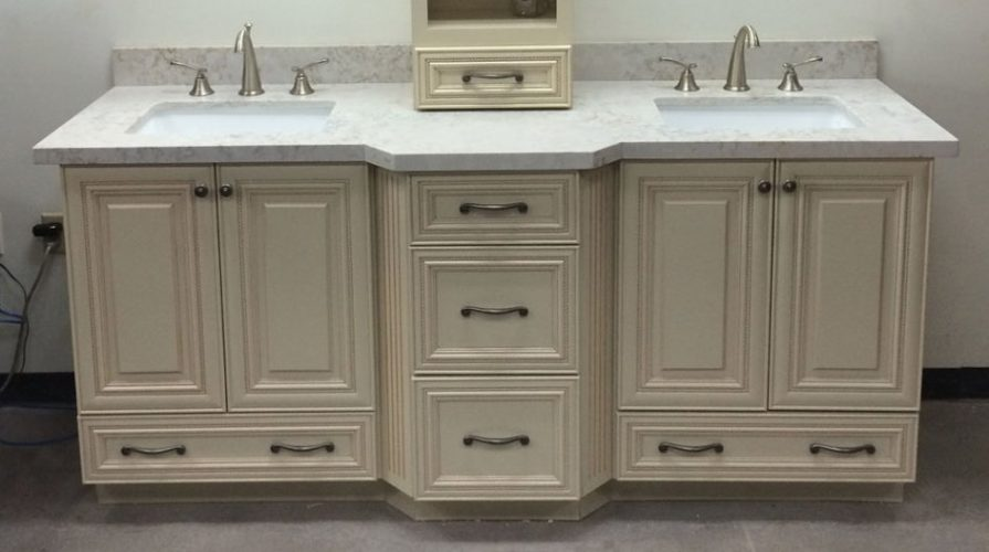 bathroom cabinets project 6